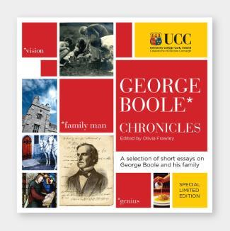 Launch of the George Boole Chronicles