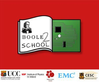 George Boole 200 reaches out with Boole2School
