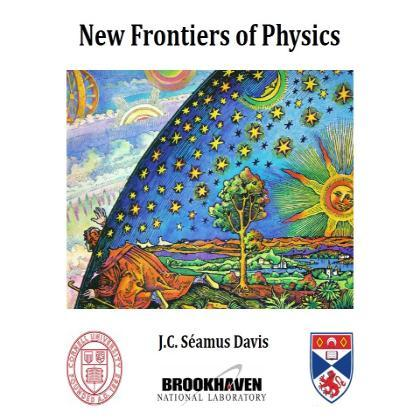 New Frontiers of Physics