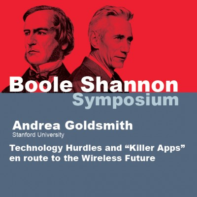 Boole Shannon Lecture Series