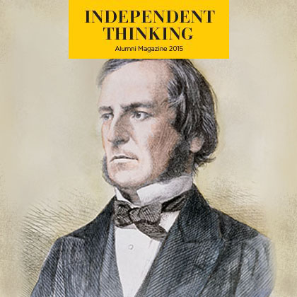 George Boole*: a Man More Than the Sum of his Parts